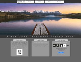 brucehoodphotography.net screenshot