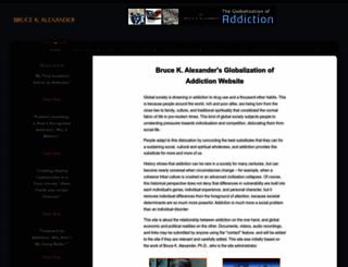 brucekalexander.com screenshot