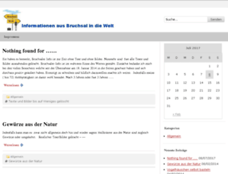 bruchsaler-info.de screenshot