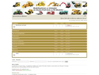 brudermodellbau.informe.com screenshot