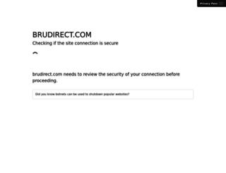 brudirect.com screenshot