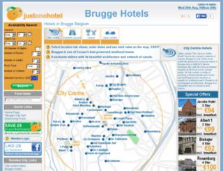 bruggehotels.co.uk screenshot