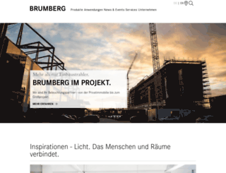 brumberg.com screenshot