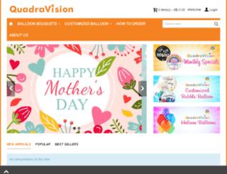 bruneipartyshop.com screenshot