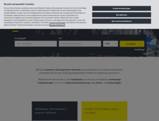 brunel.de screenshot