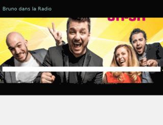brunodanslaradio.com screenshot