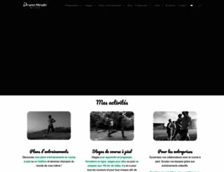 brunoheubi.com screenshot