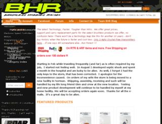 brushlesshobbies.com screenshot