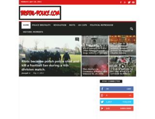 brutal-police.com screenshot