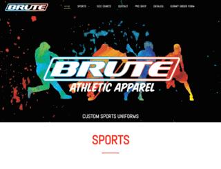 brute.com screenshot