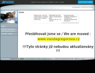 bruxy.wbs.cz screenshot