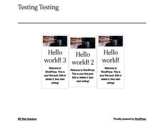 brwebsolutions.net screenshot