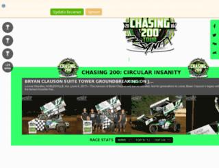 bryanclauson.com screenshot
