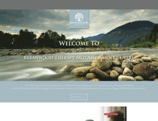 bryanwood.co.za screenshot