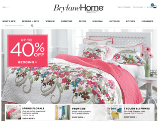 brylane.com screenshot