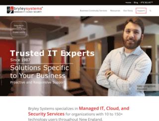 bryley.com screenshot