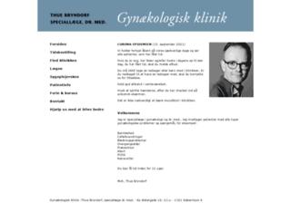 bryndorf.dk screenshot