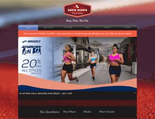 brynmawrrunningco.com screenshot