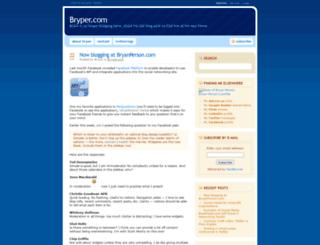 bryper.com screenshot