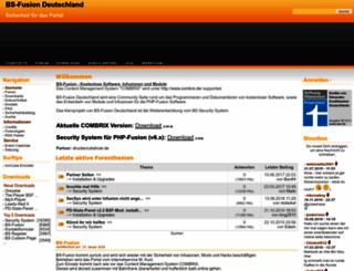 bs-fusion.de screenshot