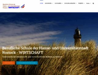 bs-wirtschaft-rostock.de screenshot