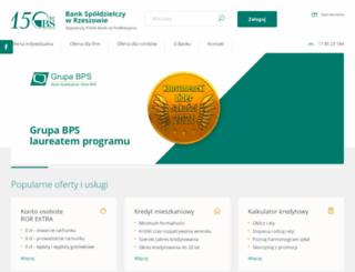 bs.rzeszow.pl screenshot