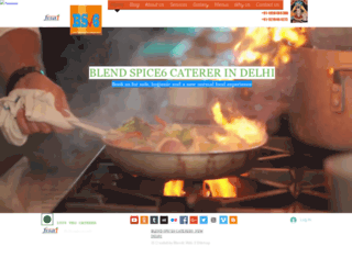 bs6caterer.com screenshot