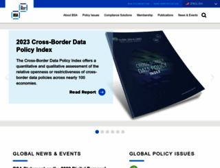 bsa.org screenshot