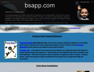 bsapp.com screenshot