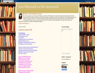 bsaragi.blogspot.com screenshot