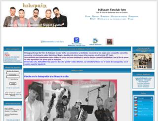 bsbspain.creatuforo.com screenshot