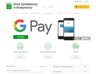 bsbydgoszcz.pl screenshot