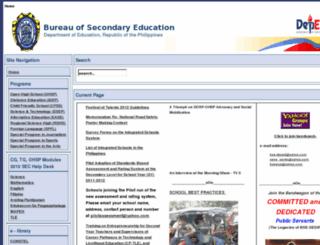 bse.portal.ph screenshot