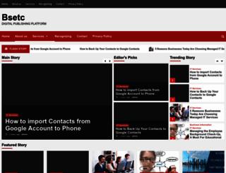 bsetc.ca screenshot