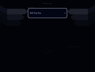 bsfnic.com screenshot
