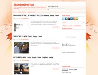 bsgirlsevernews.blogspot.com screenshot
