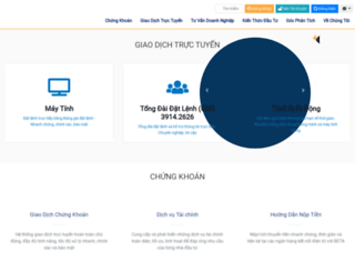 bsi.com.vn screenshot