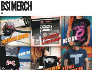 bsimerch.com screenshot