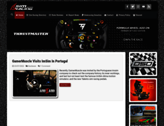 bsimracing.com screenshot