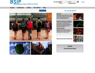 bsip.com screenshot