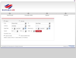 bsk.tikaero.com screenshot