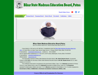 bsmeb.org screenshot