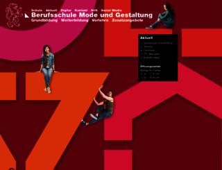 bsmg.ch screenshot