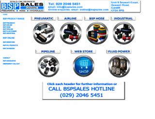 bspsales.com screenshot