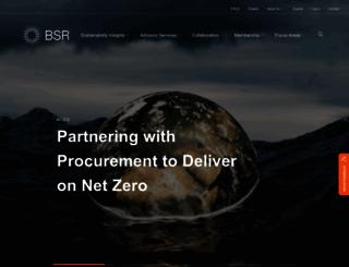 bsr.org screenshot