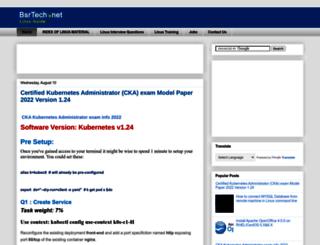 bsrtech.net screenshot