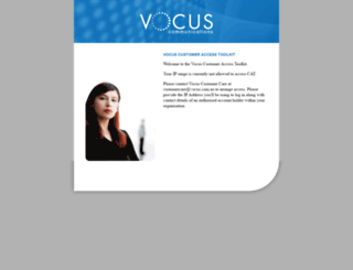 bss.vocus.com.au screenshot
