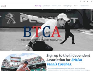 btca.uk.com screenshot