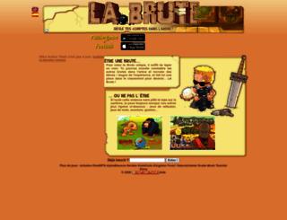 btcetoui.labrute.fr screenshot