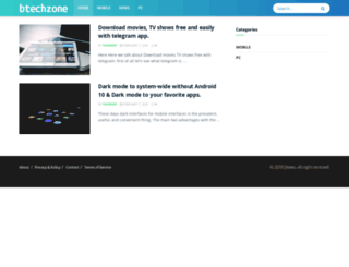btechzone.com screenshot